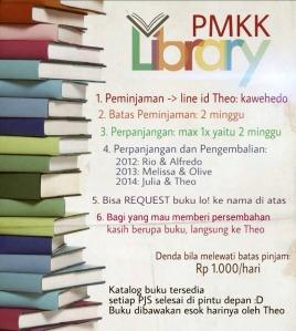 PMKK library 3