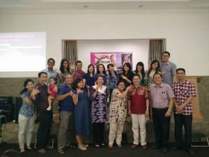 Gathering PMKK Alumni